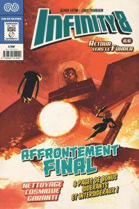 Infinity 8 (comics) T6 : Retour vers le Führer (3/3), comics chez Rue de Sèvres de Trondheim, Vatine