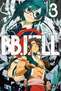 BB. Hell T3 : , manga chez Pika de Wataru