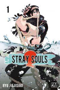 Stray souls T1, manga chez Pika de Fujisaki