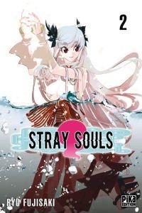 Stray souls T2, manga chez Pika de Fujisaki
