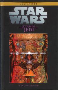 Star Wars Légendes T5 : La Légende des Jedi - La chute des Sith (0), comics chez Hachette de Anderson, Carrasco, Murtaugh, Fegredo