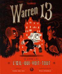 Warren 13 T1, bd chez Milan de Del Rio, Staehle
