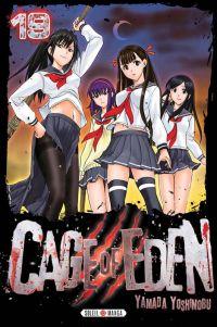Cage of eden T19 : , manga chez Soleil de Yamada