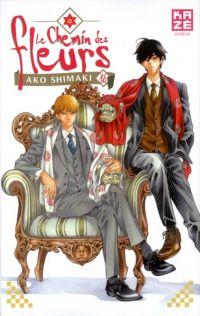 Le Chemin des fleurs T16 : , manga chez Kazé manga de Shimaki