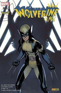 All-New Wolverine & X-Men T5 : Le coffre, comics chez Panini Comics de Bemis, Lemire, Sims, Taylor, Bowers, Sorrentino, Walsh, Firmansyah, Takara, Milla, Boyd, Redmond, Maiolo, Bengal