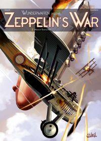 Zeppelin's war T2 : Mission Raspoutine (0), bd chez Soleil de Richard D.Nolane, Jovensa, Digikore studio, Toulhoat