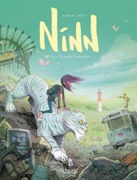Ninn T2 : Les grands lointains (0), bd chez Kennes éditions de Darlot, Pilet