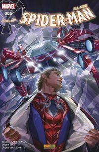 All-New Spider-Man T5 : Noir & Blanc (0), comics chez Panini Comics de David, Bendis, Slott, Buffagni, Pichelli, Sliney, Rosenberg, Gracia, Quintana, Ponsor, Ross