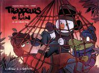 Trappeurs de rien T2 : Le vieux fou (0), bd chez Editions de la Gouttière de Pog, Priou, Corgié