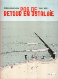 Pas de retour en Ostalgie, bd chez Steinkis de Hagedorn, Fras