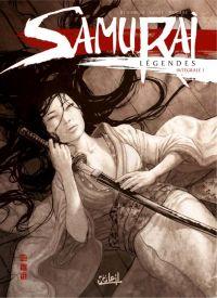 Samurai - Légendes : Tomes 1 à 3 (0), bd chez Soleil de Di Giorgio, Mormile, Genet, Paitreau