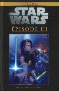 Star Wars Légendes T42 : Episode III - La revanche des Sith (0), comics chez Hachette de Lane, Wheatley, Chuckry