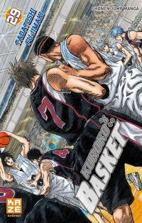 Kuroko's basket T29, manga chez Kazé manga de  Fujimaki
