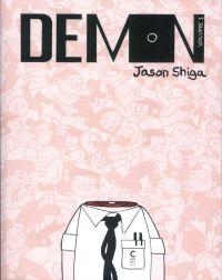 Demon T1 : , comics chez Cambourakis de Shiga