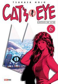 Cat's Eye - Edition Deluxe T6, manga chez Panini Comics de Hôjô