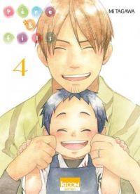 Père & fils T4 : , manga chez Ki-oon de Tagawa
