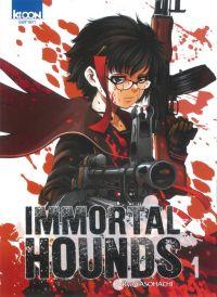 Immortal Hounds T1 : , manga chez Ki-oon de Yasohachi