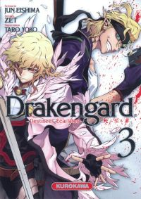Drakengard T3, manga chez Kurokawa de Eishima, Yoko, Zet