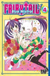 Fairy tail - Blue mistral T4 : , manga chez Pika de Mashima, Watanabe