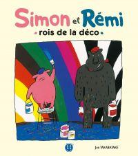 Simon et Rémi, rois de la déco, manga chez Nobi Nobi! de Takabatake