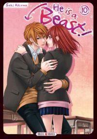 He is a beast  T10, manga chez Soleil de Aikawa