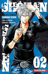 Shonan Seven - GTO Stories T2 : , manga chez Kurokawa de Fujisawa, Takahashi