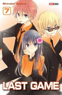 Last game T7, manga chez Panini Comics de Amano
