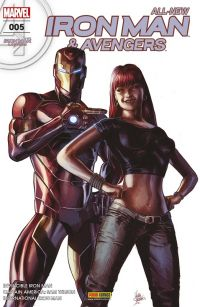 All-New  Iron Man & Avengers T5 : Les War Machine (0), comics chez Panini Comics de Bendis, Spencer, Maleev, Deodato Jr, Bennett, Renaud, Mounts, Martin jr, Fajardo Jr