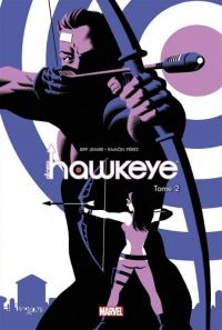 All-New Hawkeye T2 : Les Hawkeye (0), comics chez Panini Comics de Lemire, Perez, Herring, Cho