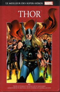 Marvel Comics : le meilleur des super-héros T9 : Thor (0), comics chez Hachette de Lee, Oeming, Berman, Di Vito, Kirby, Epting