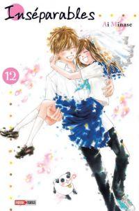 Inséparables  T12 : , manga chez Panini Comics de Minase