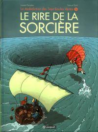 La Malédiction des sept boules vertes T5 : Le Rire de la sorcière (0), bd chez Paquet de Parcelier, Epié