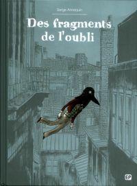 Des Fragments de l'oubli, bd chez EP Editions de Annequin