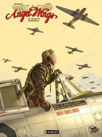 Angel Wings – cycle 1 : Burma, T3 : Objectif Broadway (0), bd chez Paquet de Yann, Hugault