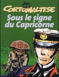 Corto Maltese T3 : Sous le signe du Capricorne (0), bd chez Casterman de Pratt