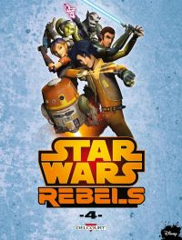 Star Wars Rebels T4 : , comics chez Delcourt de Fisher, Romling, Molesworth