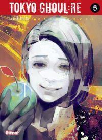 Tokyo ghoul:re T6 : , manga chez Glénat de Ishida