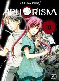 Aphorism T10 : , manga chez Pika de Karuna