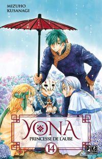 Yona, princesse de l'aube  T14 : , manga chez Pika de Mizuho