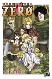 Fairy Tail : Zero, manga chez Pika de Mashima