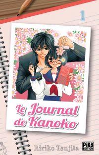Le journal de Kanoko  T1, manga chez Pika de Tsujita
