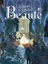 Beauté, bd chez Dupuis de Hubert, Kerascoët