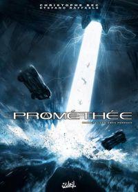 Prométhée – cycle 2, T14 : Les âmes perdues (0), bd chez Soleil de Bec, Raffaele, Digikore studio, Loyvet