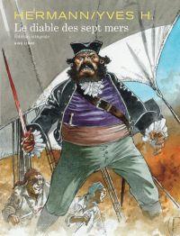 Le diable des sept mers, bd chez Dupuis de H., Hermann