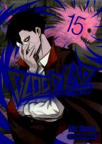 Blood lad T15, manga chez Kurokawa de Kodama
