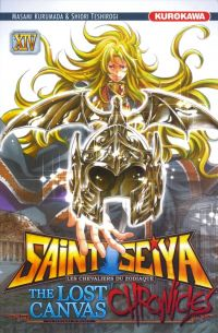 Saint Seiya - The lost canvas chronicles  T14, manga chez Kurokawa de Teshirogi, Kurumada