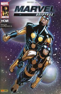 Marvel Universe T5 : Nova - La flamme vacille (0), comics chez Panini Comics de Ryan, Smith, Curiel, Mossa, Ramos