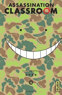 Assassination classroom T14 : , manga chez Kana de Yusei