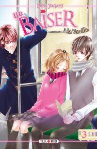 Un baiser à la vanille T3, manga chez Soleil de Yagami