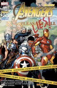 All-New Avengers (revue) T6 : Standoff - L'affrontement (1/4) (0), comics chez Panini Comics de Duggan, Waid, Spencer, Bagley, Saiz, Pacheco, Asrar, Isanove, Fabela, Mounts, McCaig